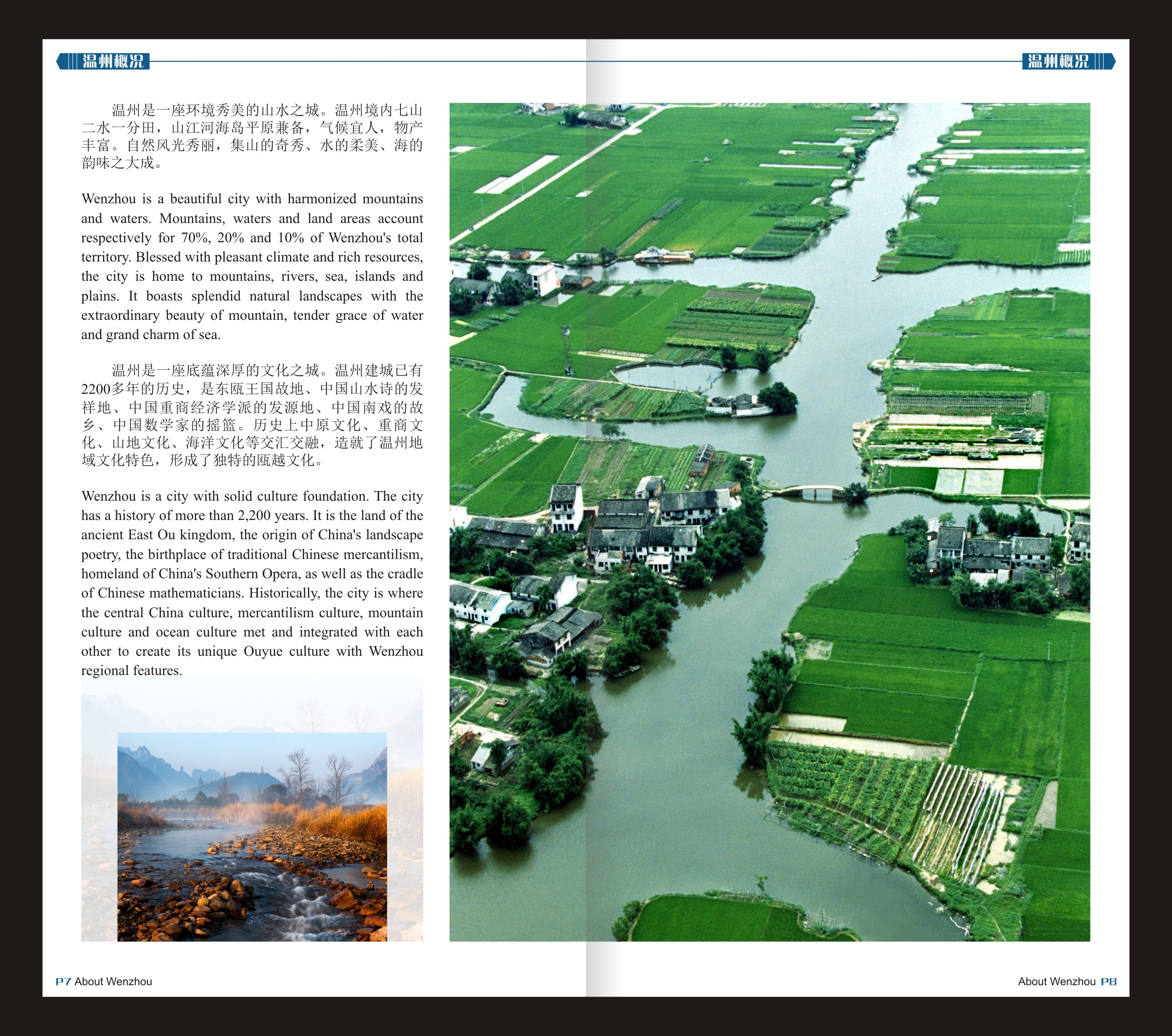 About Wenzhou